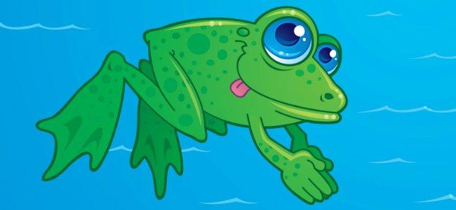 Fabula infantil: La rana en el pozo