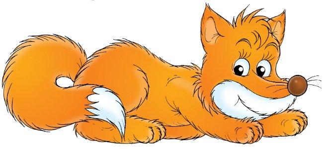 Fábulas para niños. El zorro y la cigüeña.