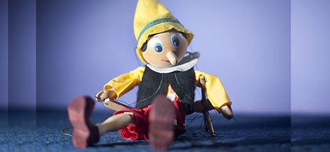 El cuento de Pinocho para los niños