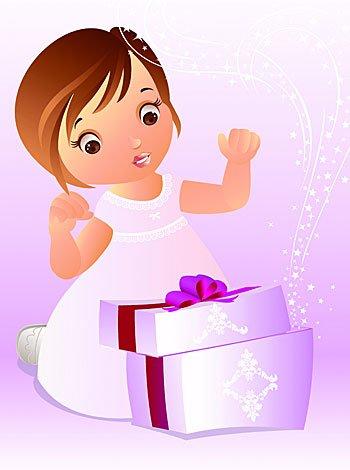 Cuento infantil: Anny y la cajita de la felicidad