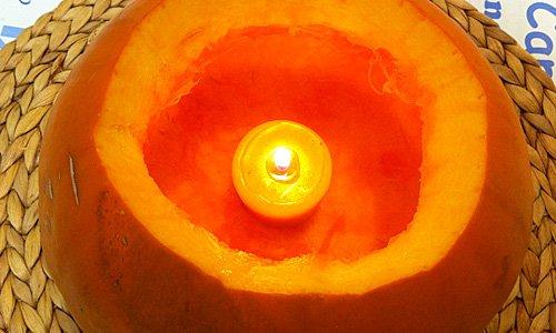 Calabaza de halloween 6