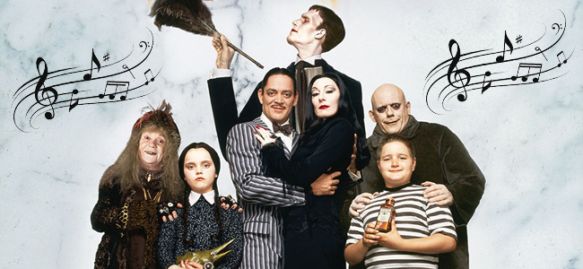 the addams family-
