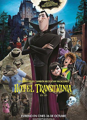 Hotel Transilvania cartel