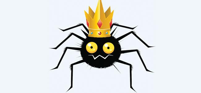 La araña, leyenda Quechua para niños