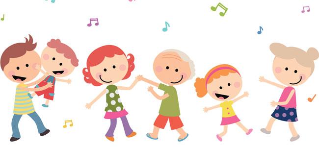Canciones de Enrique y Ana para los niños