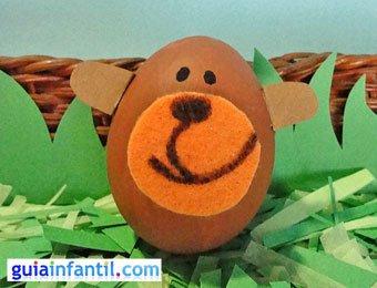 Manualidades con huevos