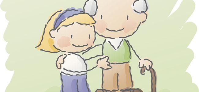 El Abuelo De Clara Cuento Para Niños Sobre Los Abuelos