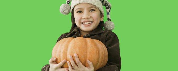 Actividades para niños con calabazas