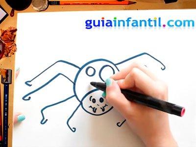 Araña cuatro
