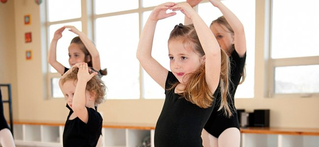 Ballet Infantil Beneficios De La Danza En La Infancia