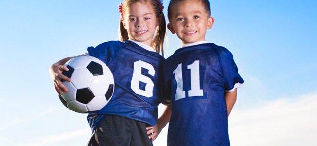Fútbol para niños y niñas