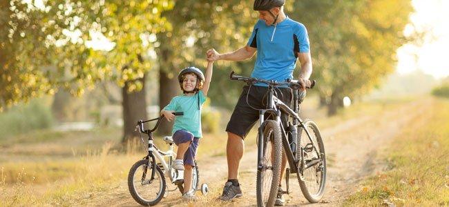 Como conseguir que tu hijo haga deporte