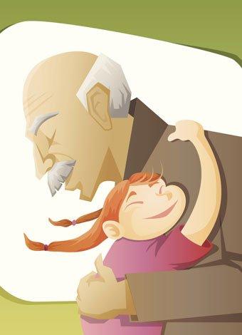 Poema corto sobre abuelos