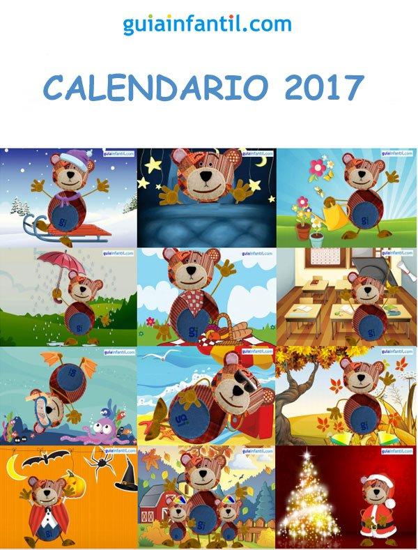 Calendario de 2017 con Traposo