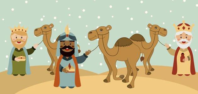 El camello cojito. Cuento y poema de Gloria Fuertes