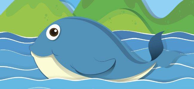 Canción infantil Elena la ballena