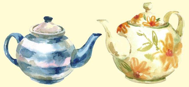 Canciones en inglés. I'm a little teapot.