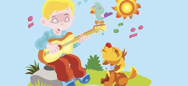 Canciones de animales para ni os - Literas divertidas para ninos ...