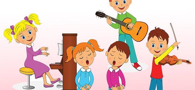 Canciones infantiles para aprender inglés.