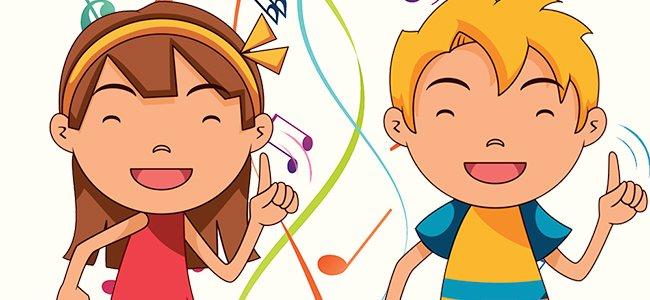 Canciones infantiles. Las mejores canciones para niños en 2016