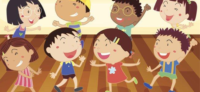Canciones infantiles de la escuela