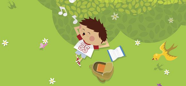Cuento infantil sobre la felicidad y cómo encontrarla en las pequeñas cosas