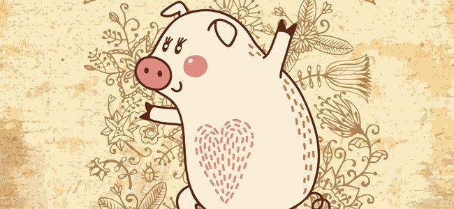 Signo cerdo