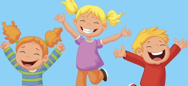 10 chistes cortos para niños