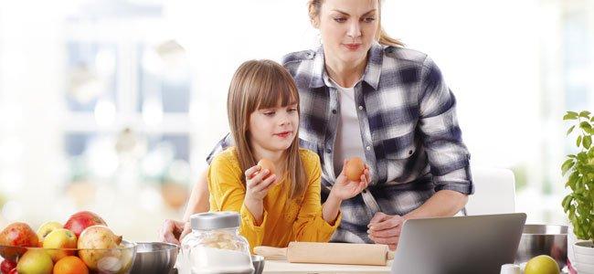 Qué hacer de comida y cena para los niños