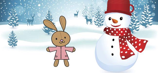 Poemas infantiles sobre el invierno y las estaciones del año
