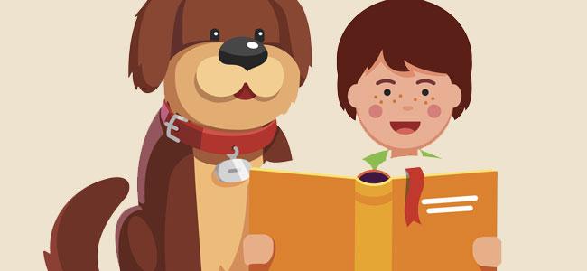 Cuentos con perros para niños