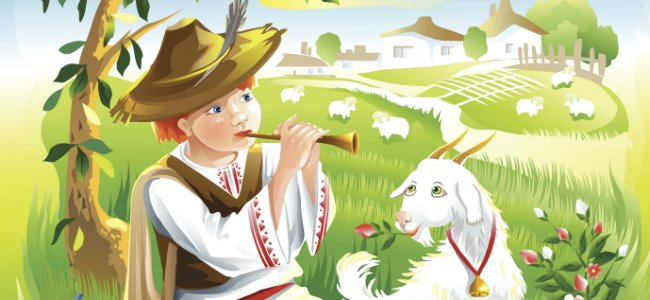 Cuentos en inglés. Peter and the Wolf
