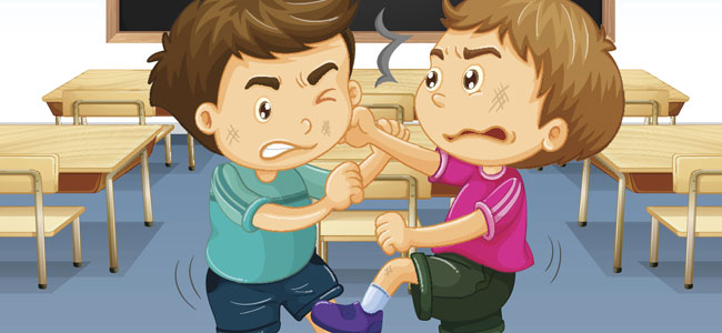 Cuento para niños sobre el bullying