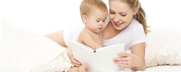 Contes pour enfants et bébés en anglais.