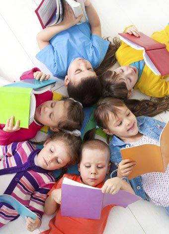 Cuentos tradicionales para niños