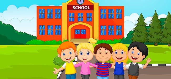 Cuentos infantiles sobre el colegio for A que zona escolar pertenece mi escuela