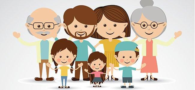 Cuentos cortos sobre la familia