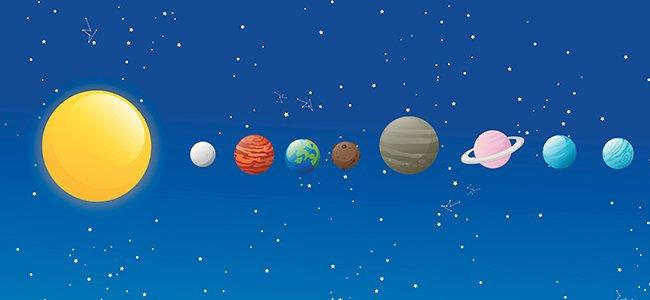 Resultado de imagen para planetas sistema solar