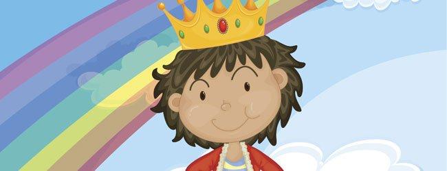 Cuentos de reyes y príncipes para niños