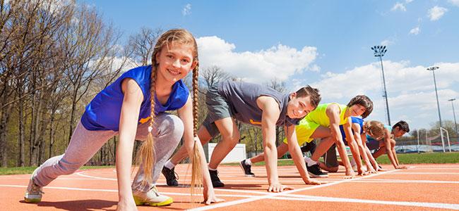 Deporte en la adolescencia