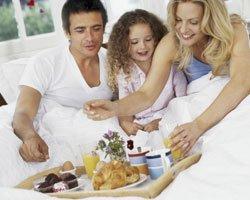 Desayuno para mamá