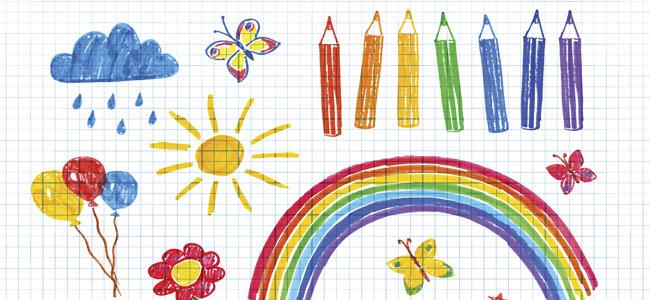 Protagonistas de colores. Cuento infantil sobre el trabajo en equipo