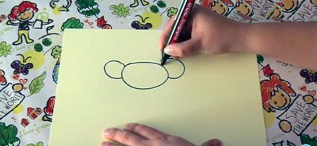 Dibujar un mono