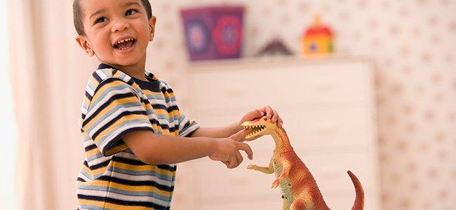 Juegos y actividades de dinosaurios para niños