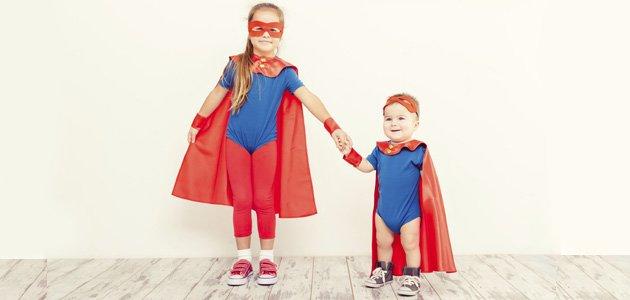 Por qué se disfrazan los niños