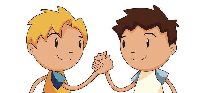Dos amigos