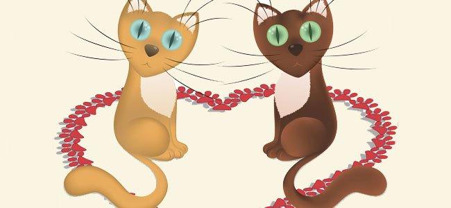Poema de los dos gatitos