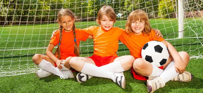 El ejercicio físico hace a los niños más felices, ¿por qué?