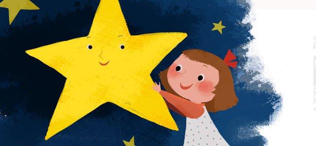 LA ESTRELLA MALULA Estrella-nina-escalera-p