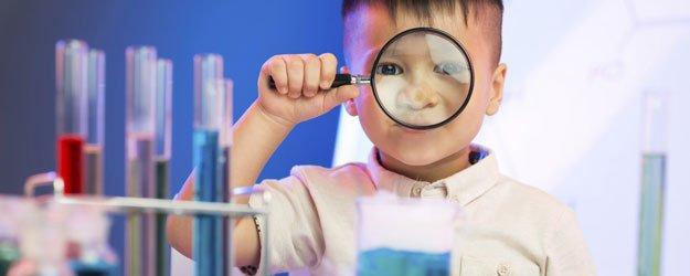 Experimentos para niños con globos